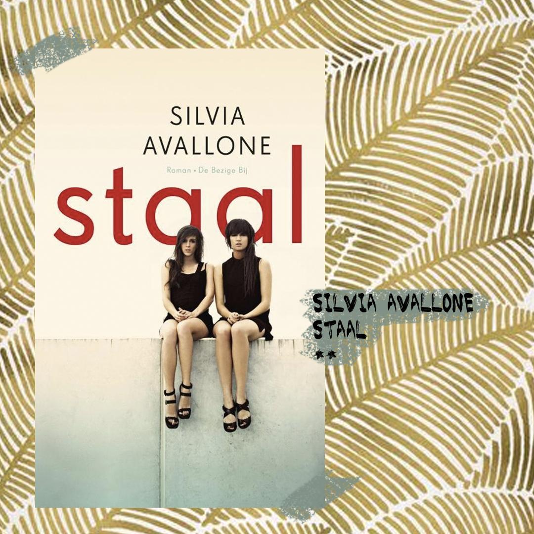 Boekrecensie: Silvia Avallone - Staal