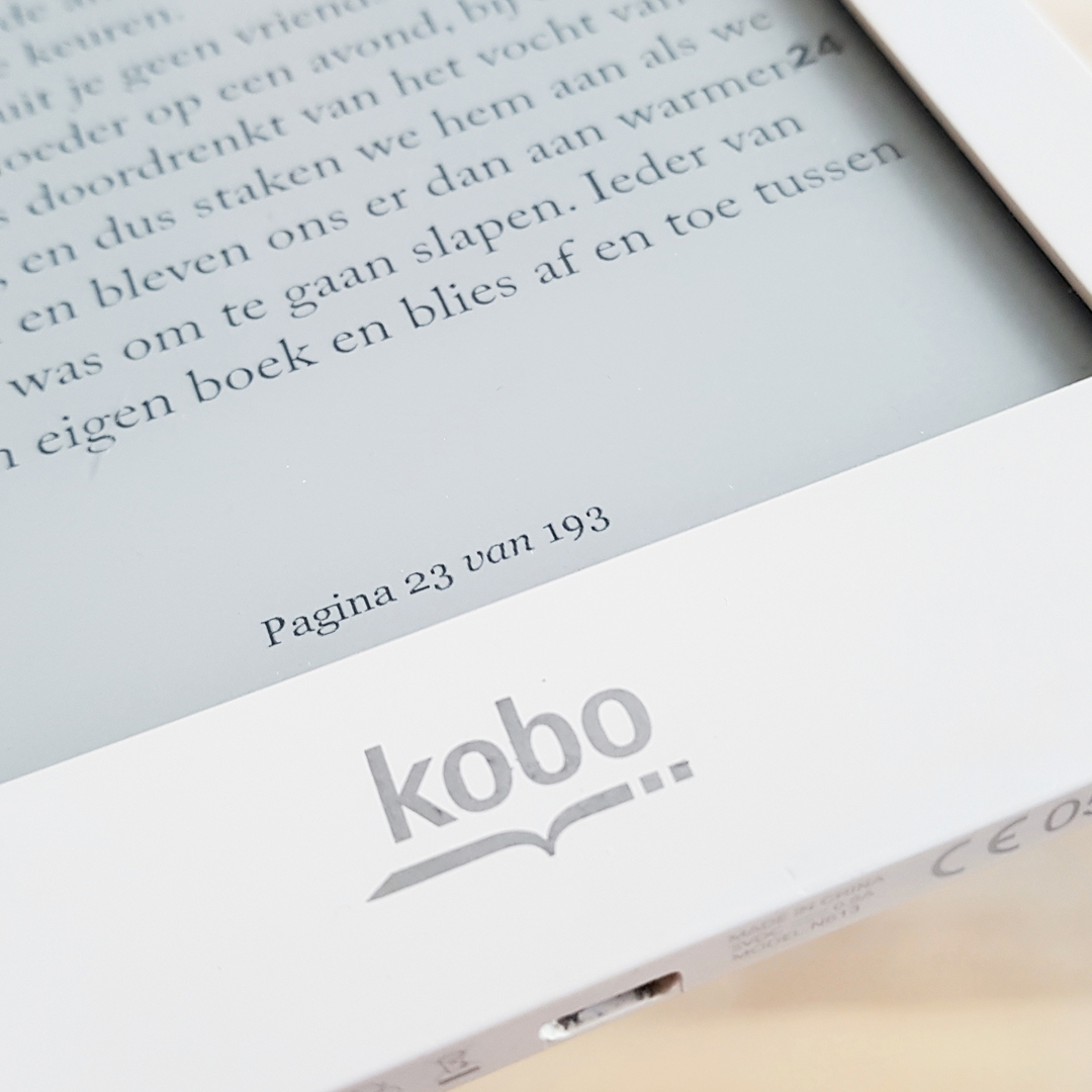 Review: Kobo Glo e-reader
