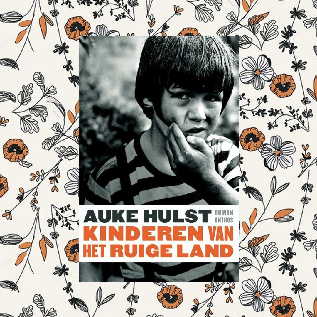 Boekrecensie: Auke Hulst - Kinderen van het ruige land