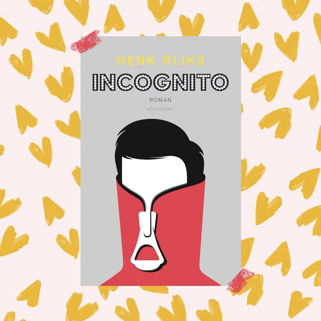 Boekrecensie: Henk Rijks - Incognito