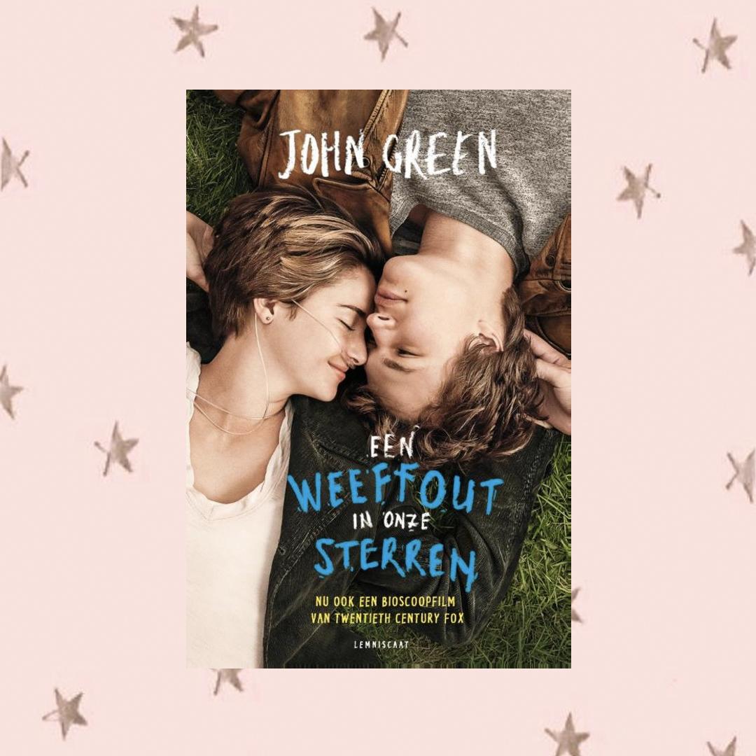 Boekrecensie: John Green - Een weeffout in onze sterren