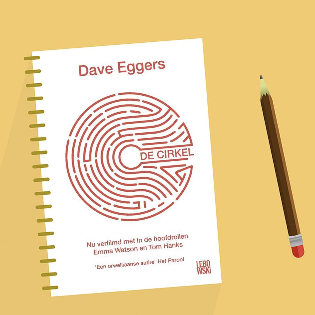Boekrecensie: Dave Eggers - De cirkel