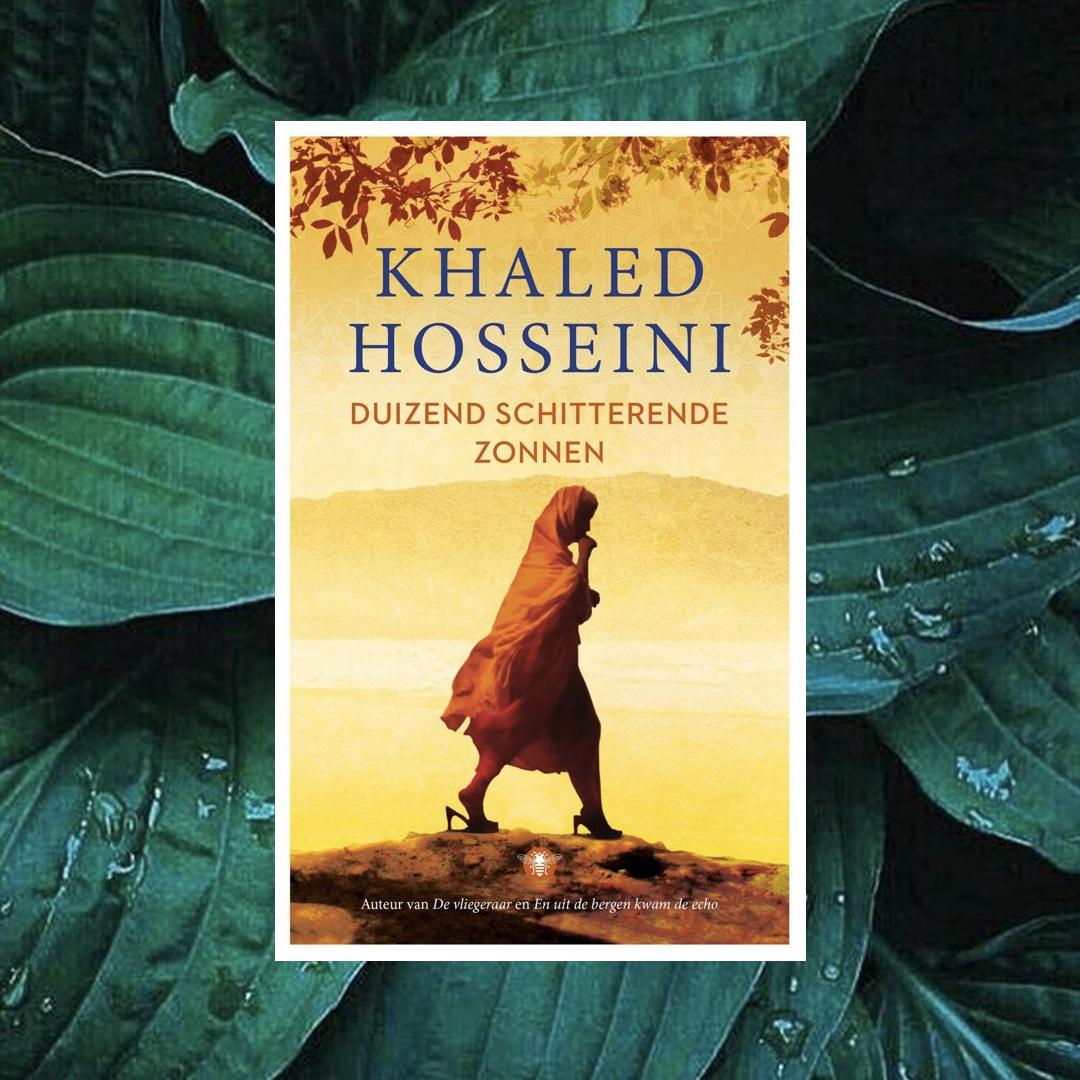 Boekrecensie: Khaled Hosseini - Duizend schitterende zonnen