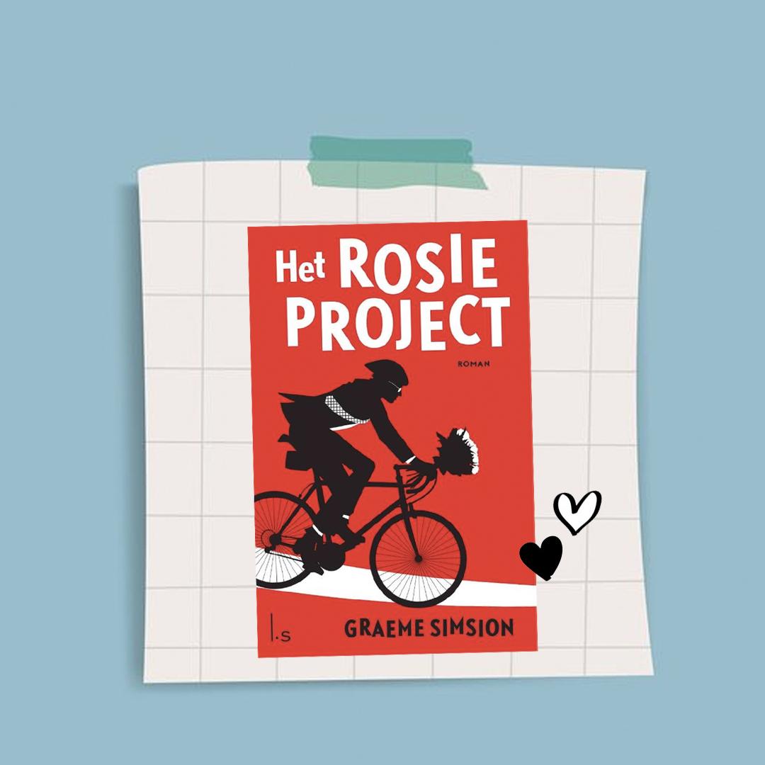 Boekrecensie: Graeme Simsion - Het Rosie project