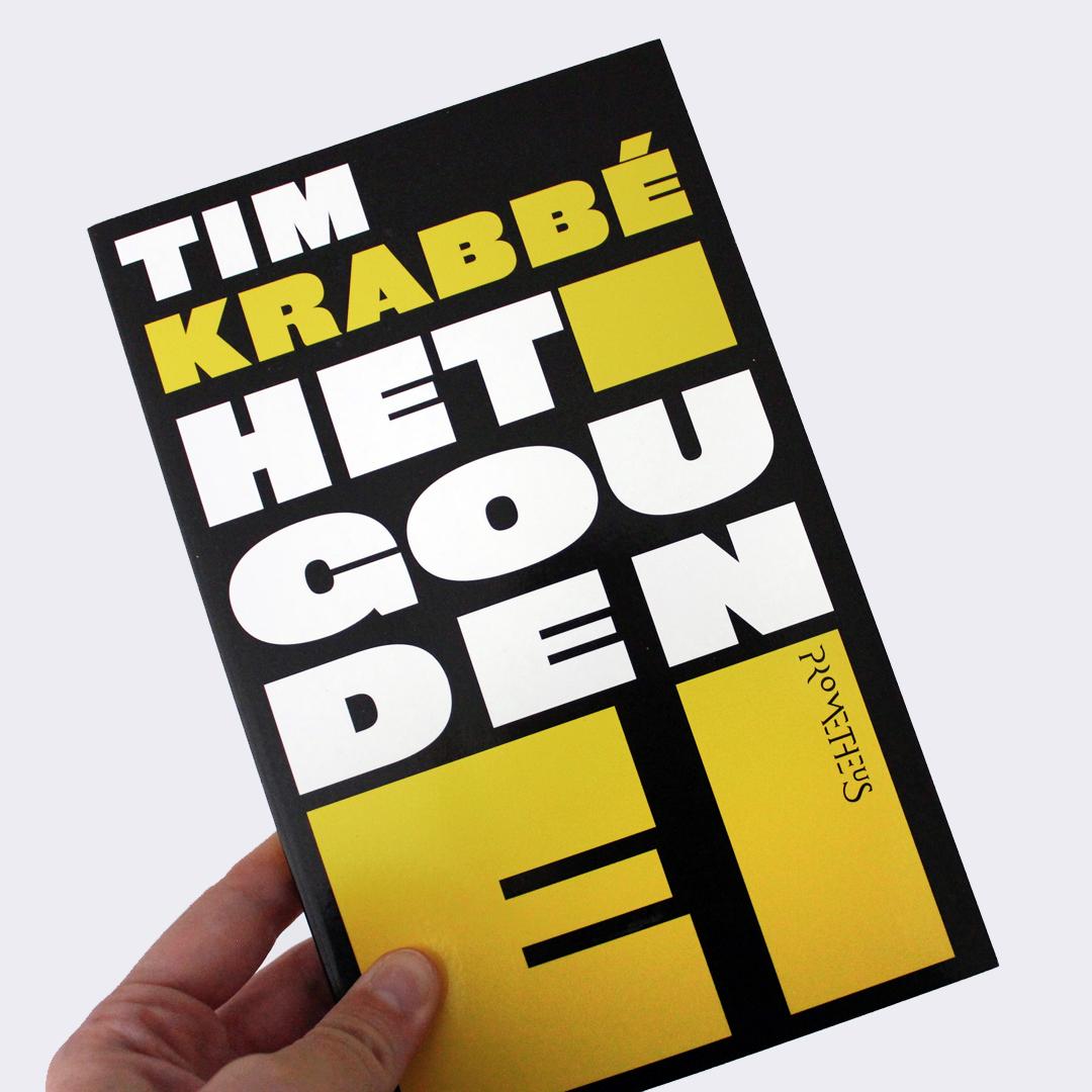 Boekrecensie: Tim Krabbé - Het gouden ei