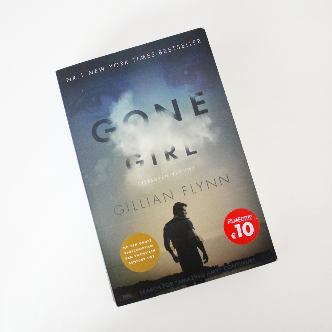 Boekrecensie: Gillian Flynn - Gone girl