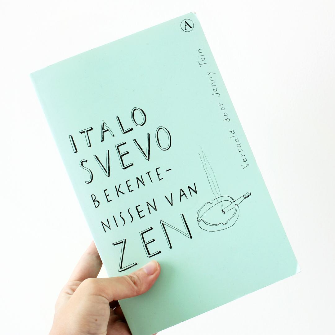 Boekrecensie: Italo Svevo - Bekentenissen van Zeno