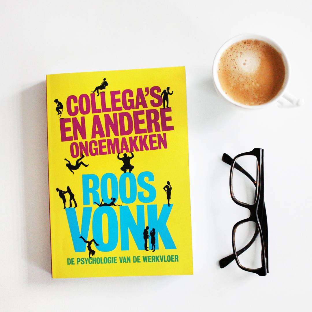Boekrecensie: Roos Vonk - Collega's en andere ongemakken