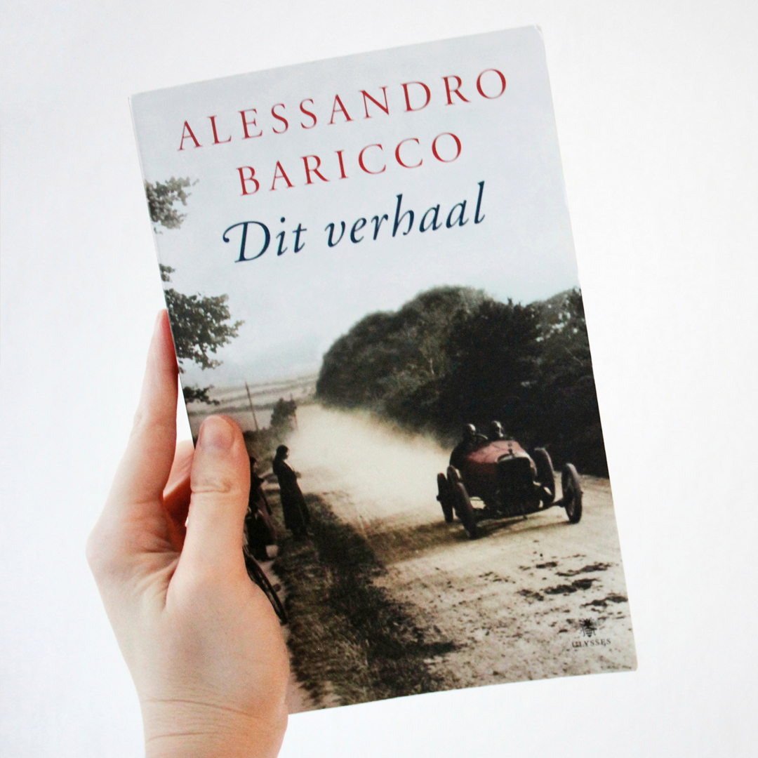 Boekrecensie: Alessandro Baricco - Dit verhaal