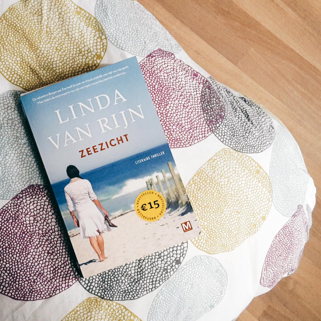 Boekrecensie: Linda van Rijn - Zeezicht