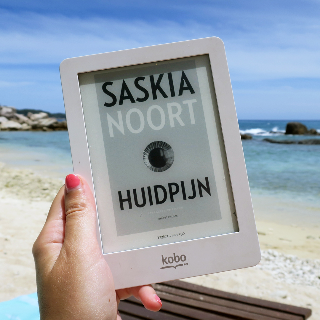 Boekrecensie: Saskia Noort - Huidpijn