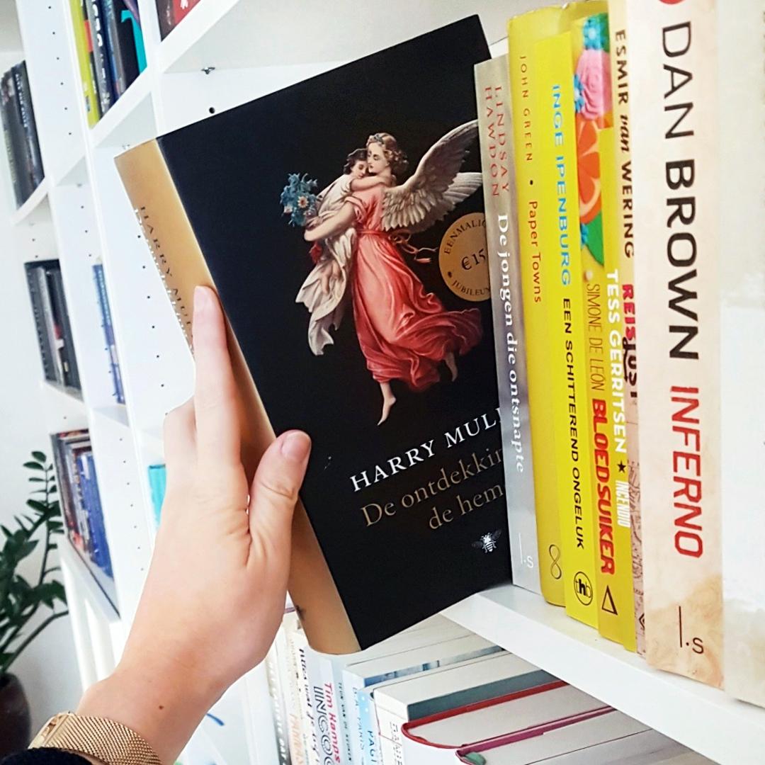 Waarom ik 'De ontdekking van de hemel' van Harry Mulisch niet gelezen heb