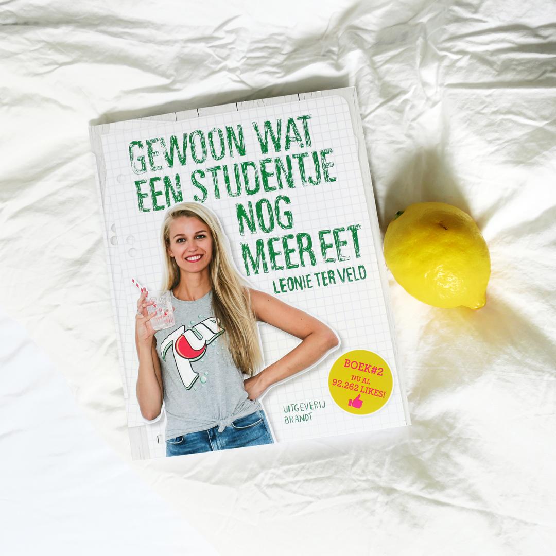 Boekrecensie: Leonie ter Veld - Gewoon wat een studentje nog meer eet