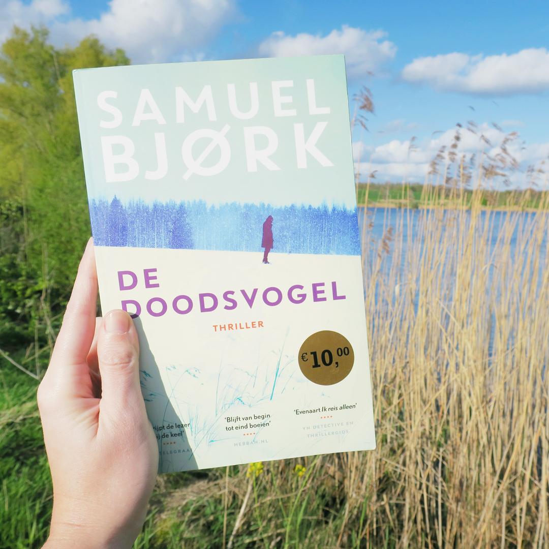 Boekrecensie: Samuel Bjørk - De doodsvogel