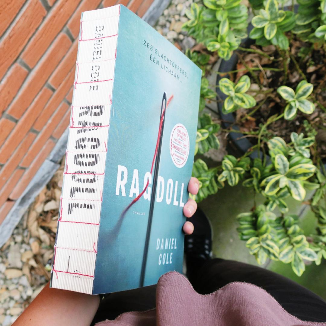 Boekrecensie: Daniel Cole - Ragdoll