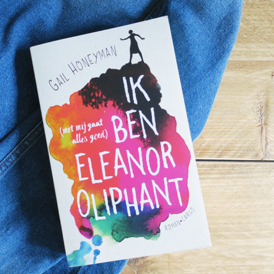 Boekrecensie: Gail Honeyman - Ik ben Eleanor Oliphant