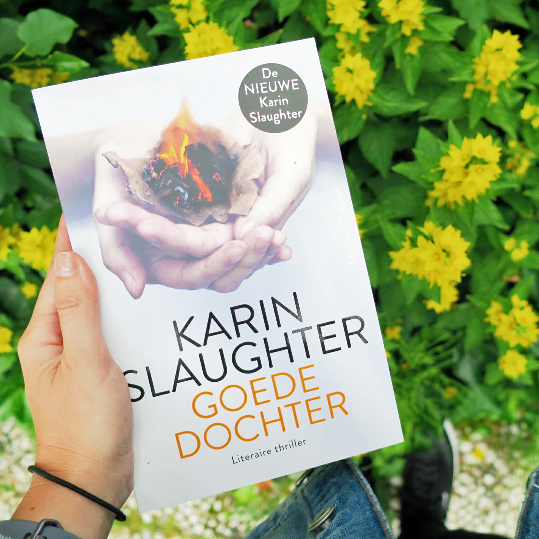 Boekrecensie: Karin Slaughter - Goede dochter