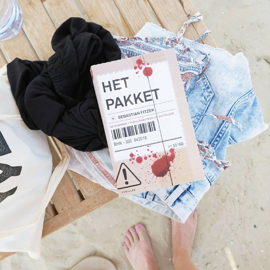 Boekrecensie: Sebastian Fitzek - Het pakket