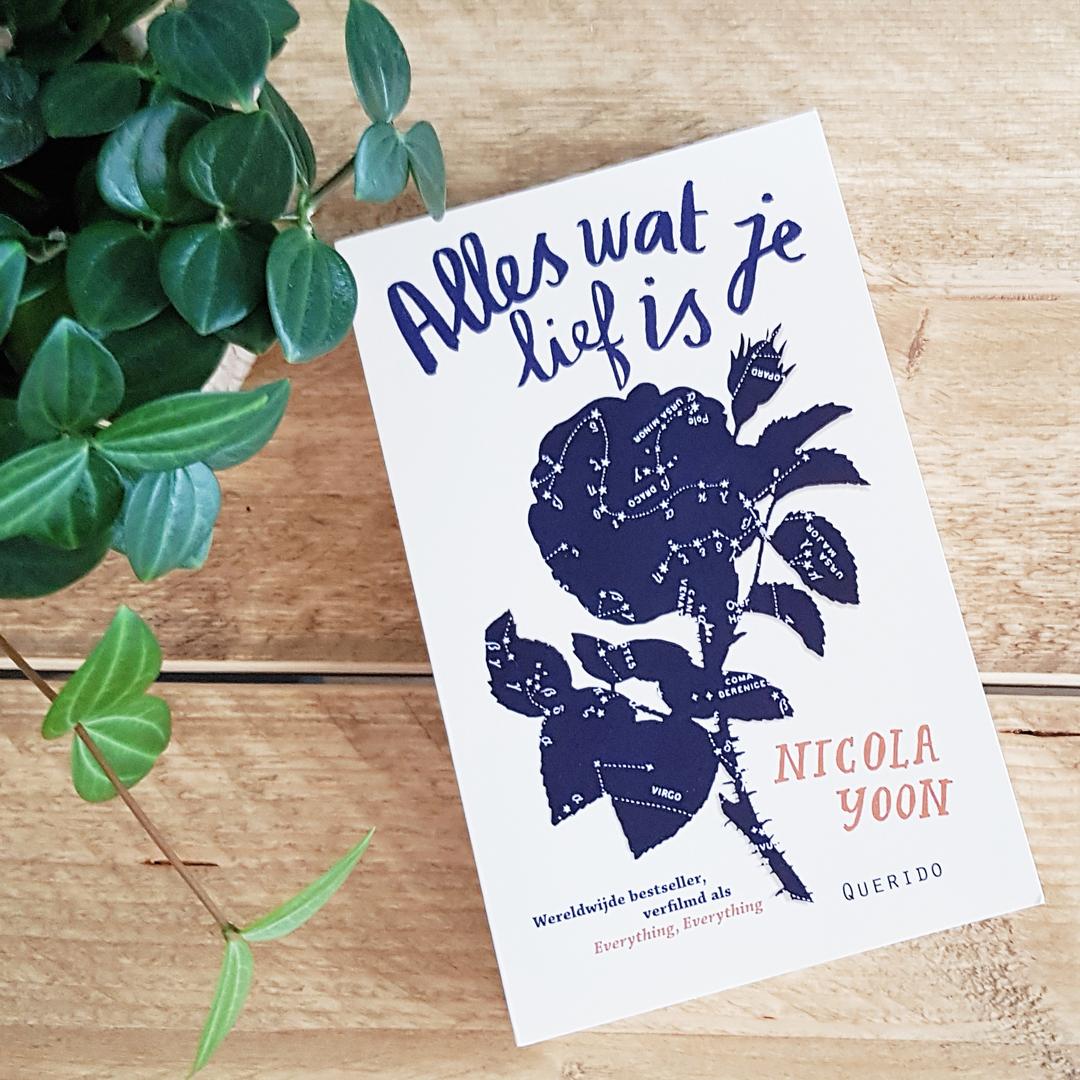 Boekrecensie: Nicola Yoon – Alles wat je lief is