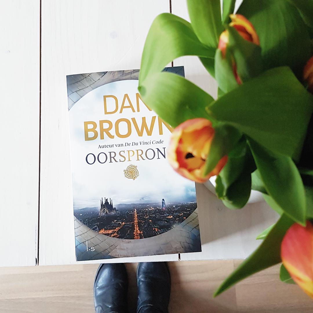 Boekrecensie: Dan Brown - Oorsprong