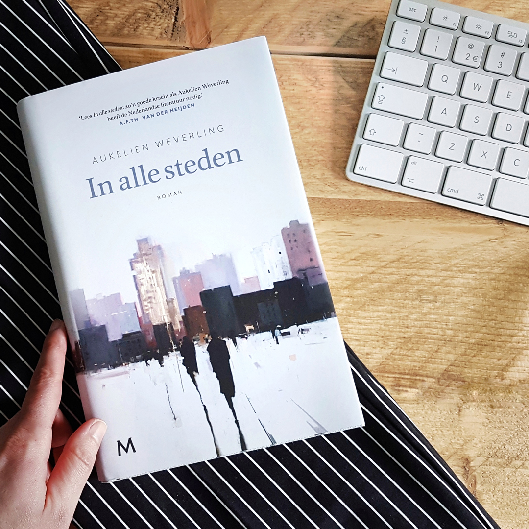 Boekrecensie: Aukelien Weverling – In alle steden
