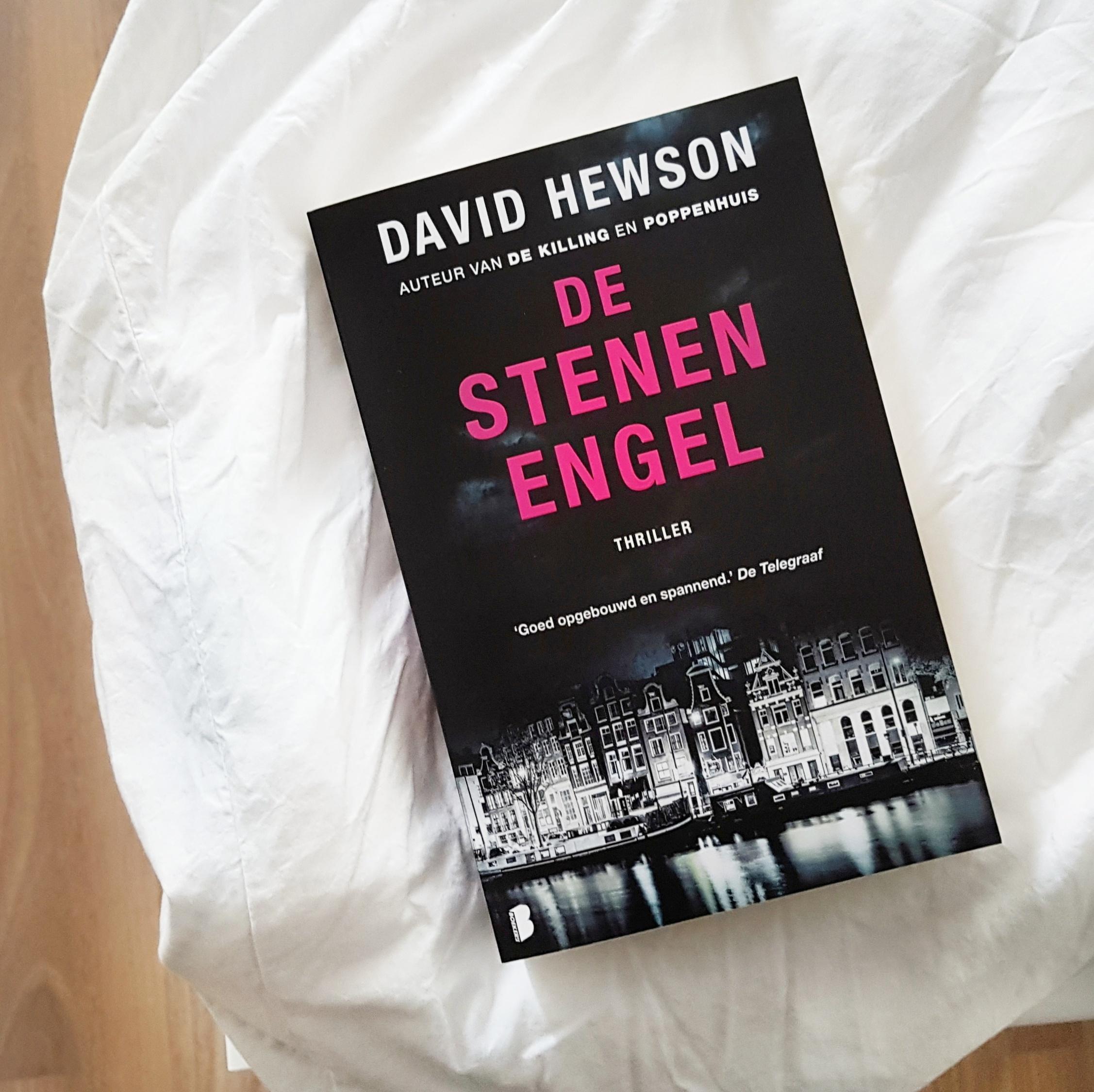 Boekrecensie: David Hewson - De stenen engel