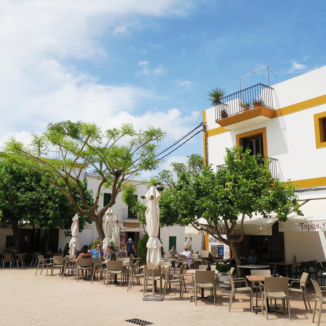 Reisverslag: Gelezen op Ibiza, Spanje (travel, hotspots)