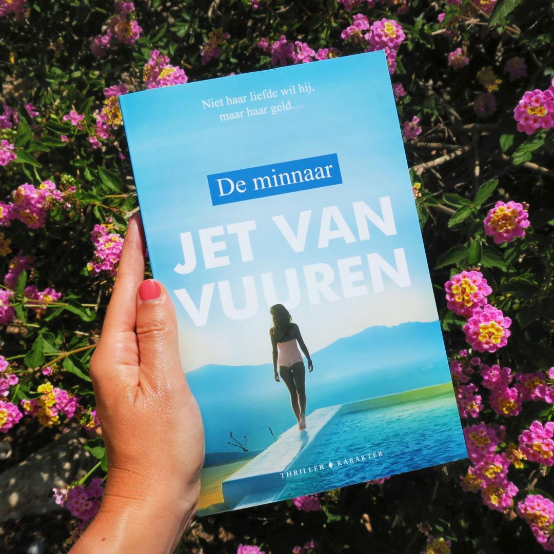 Boekrecensie: Jet van Vuuren – De minnaar
