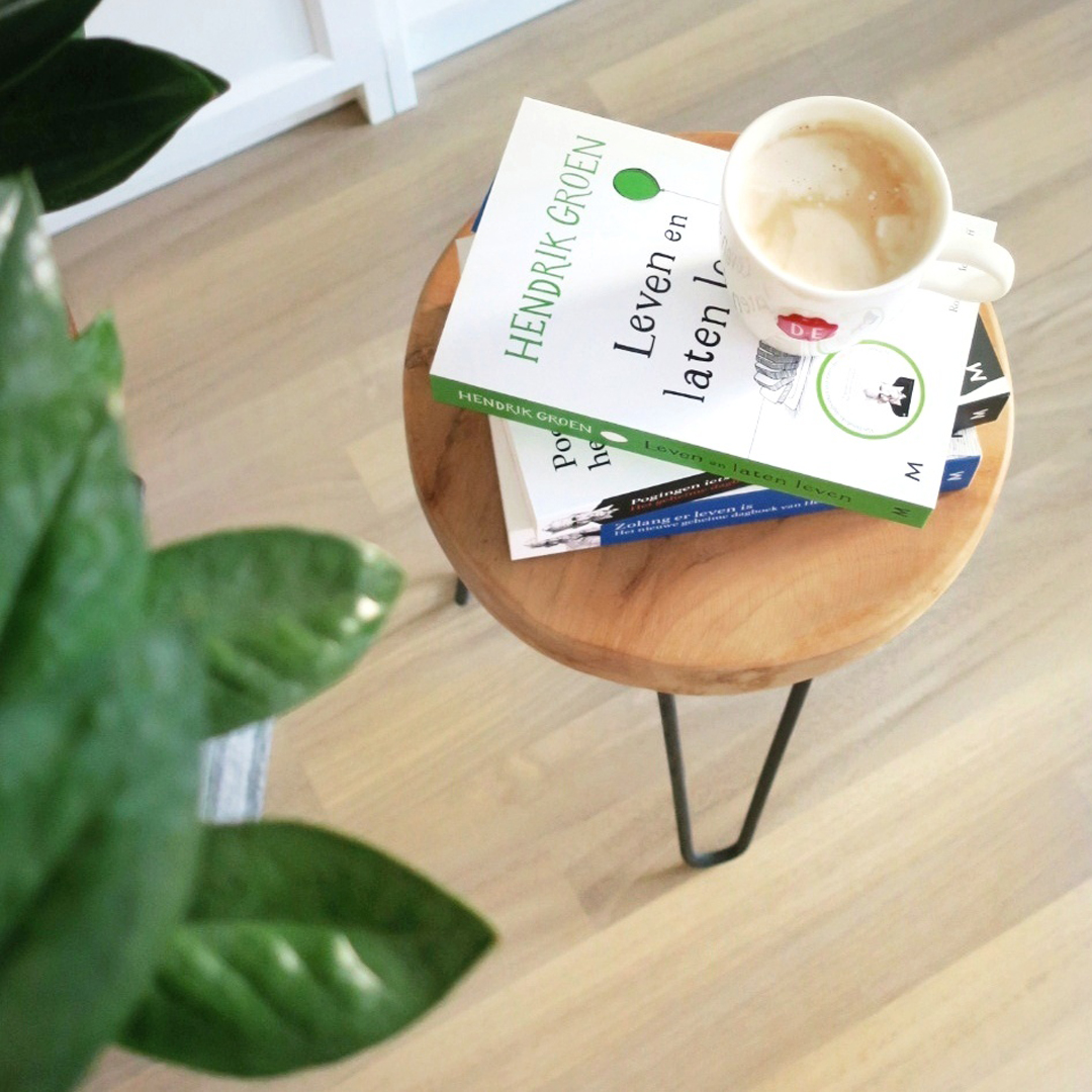 Boekrecensie: Hendrik Groen - Leven en laten leven