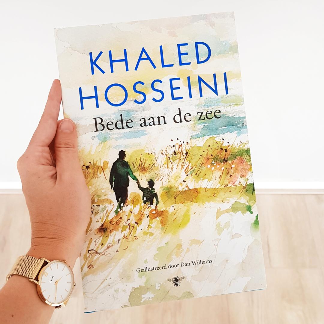Boekrecensie: Khaled Hosseini - Bede aan de zee