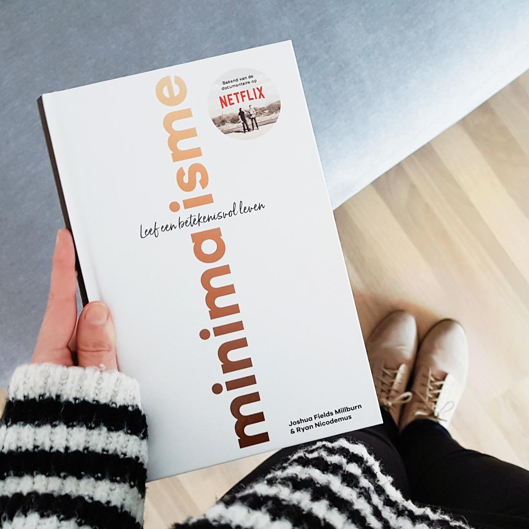 Boekrecensie: Joshua Fields Millburn & Ryan Nicodemus - Minimalisme