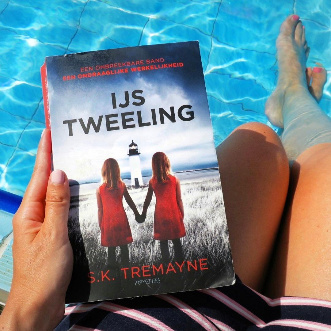 Boekrecensie: S.K. Tremayne - IJstweeling