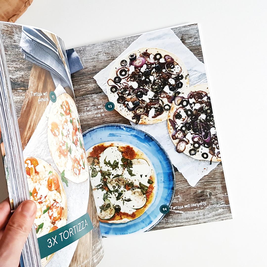 Boekrecensie: Chickslovefood - Het daily dinner-kookboek