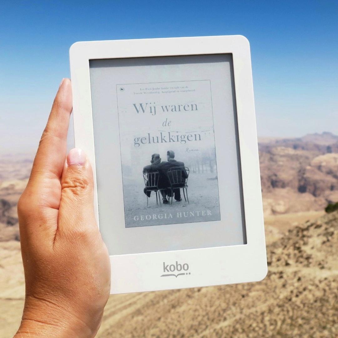 Boekrecensie: Georgia Hunter - Wij waren de gelukkigen (gelezen in Petra, Jordanië)