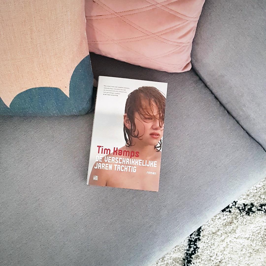 Boekrecensie: Tim Kamps - De verschrikkelijke jaren tachtig