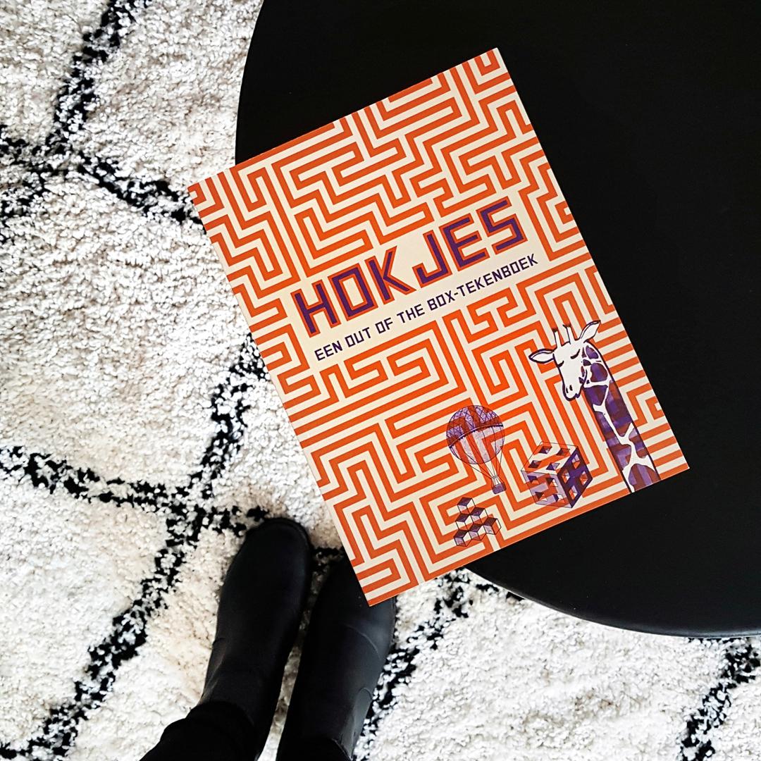 Boekrecensie: Jacky Bahbout - Hokjes