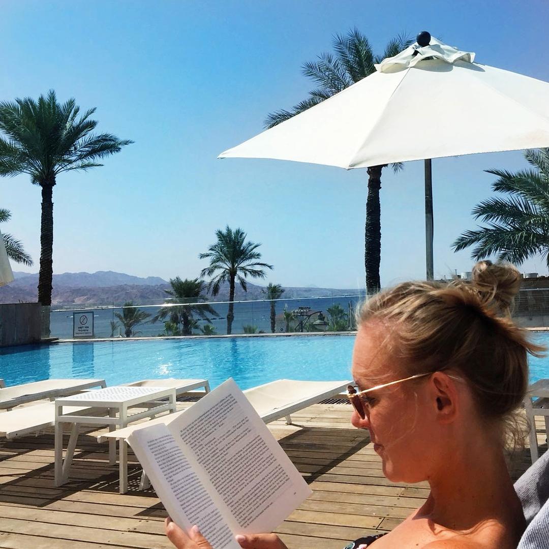 Reisverslag: Gelezen in Israël (Hotspots in Eilat)