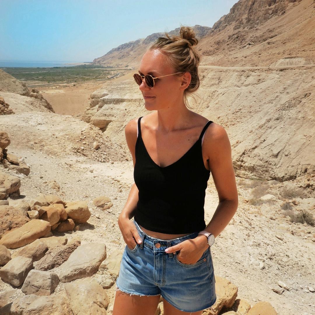 Reisverslag: Gelezen in Israël (Hotspots in Qumran)