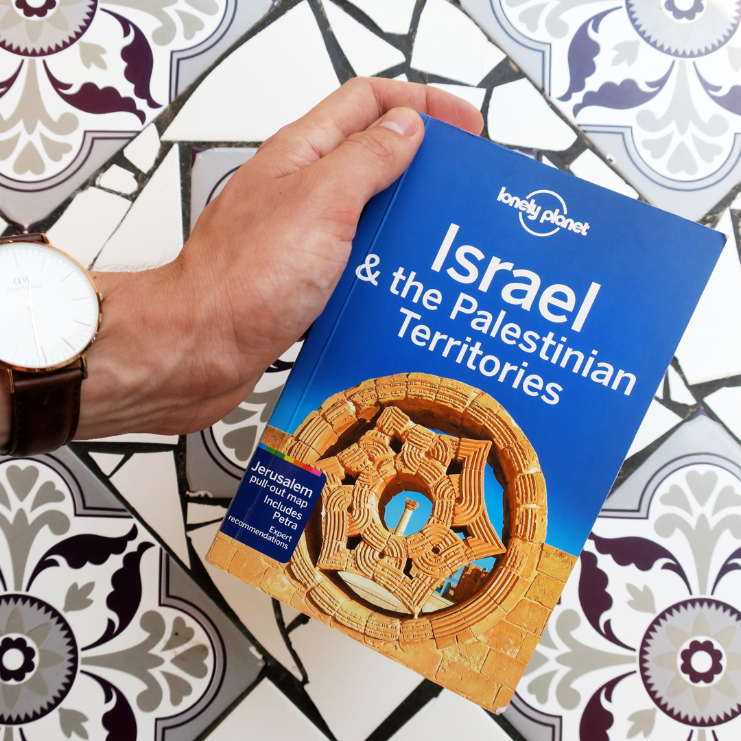 Reisverslag: Gelezen in Israël