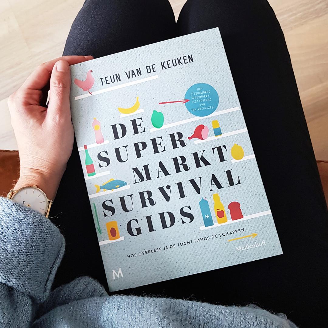 Boekrecensie: Teun van de Keuken - De supermarktsurvivalgids