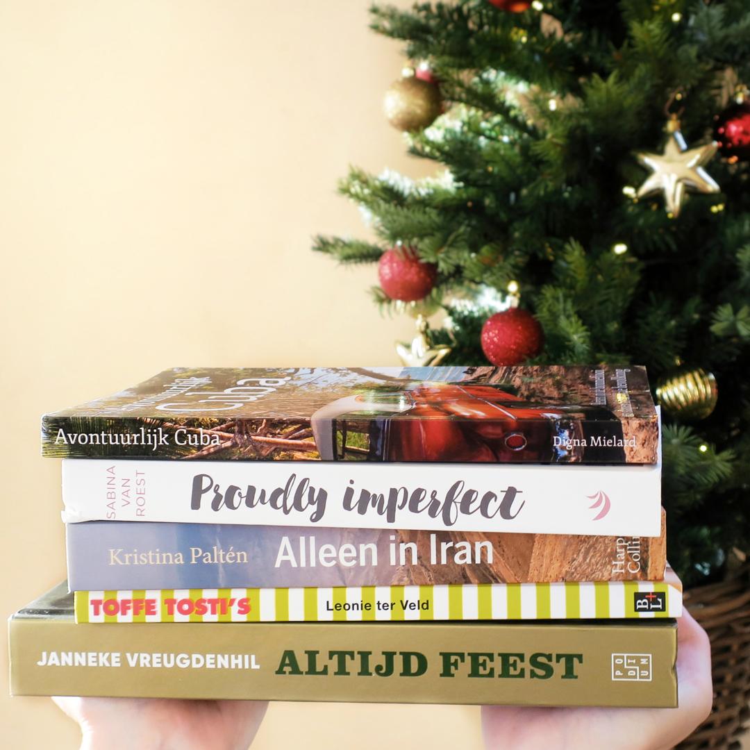 21 x De leukste kerstcadeaus voor boekliefhebbers