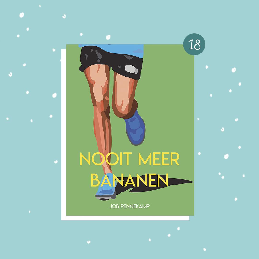 De leukste boeken om cadeau te doen met kerst: Job Pennekamp - Nooit meer bananen (kerstcadeaus)