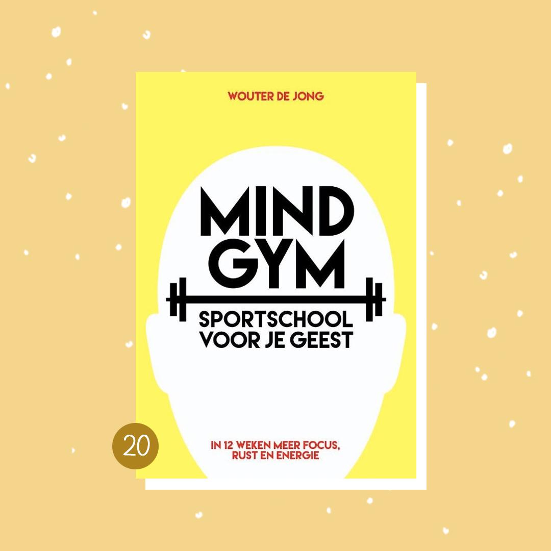 De leukste boeken om cadeau te doen met kerst: Mind gym (kerstcadeaus)