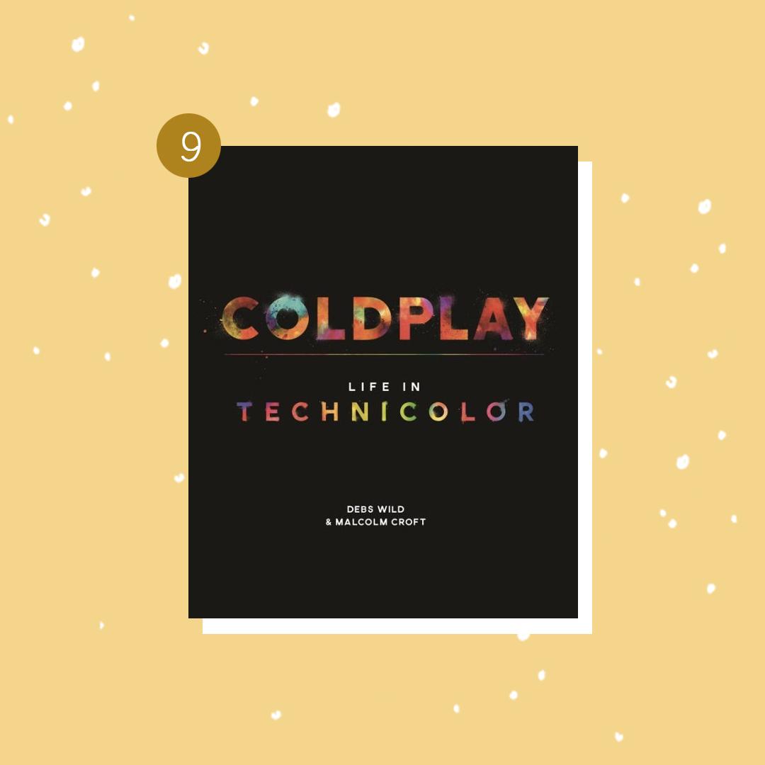De leukste boeken om cadeau te doen met kerst: Coldplay (kerstcadeaus)