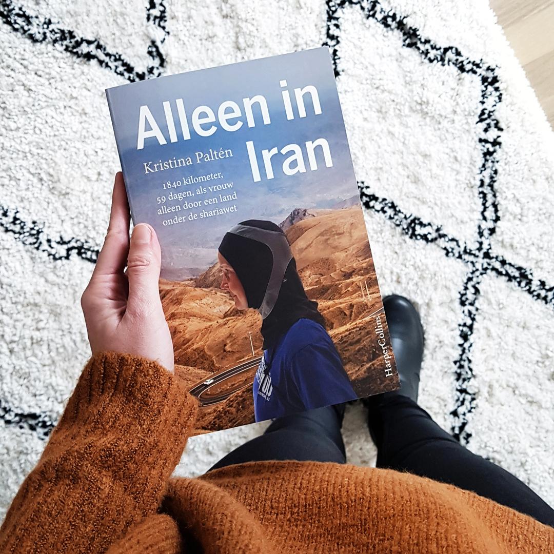 Kristina Paltén - Alleen in Iran