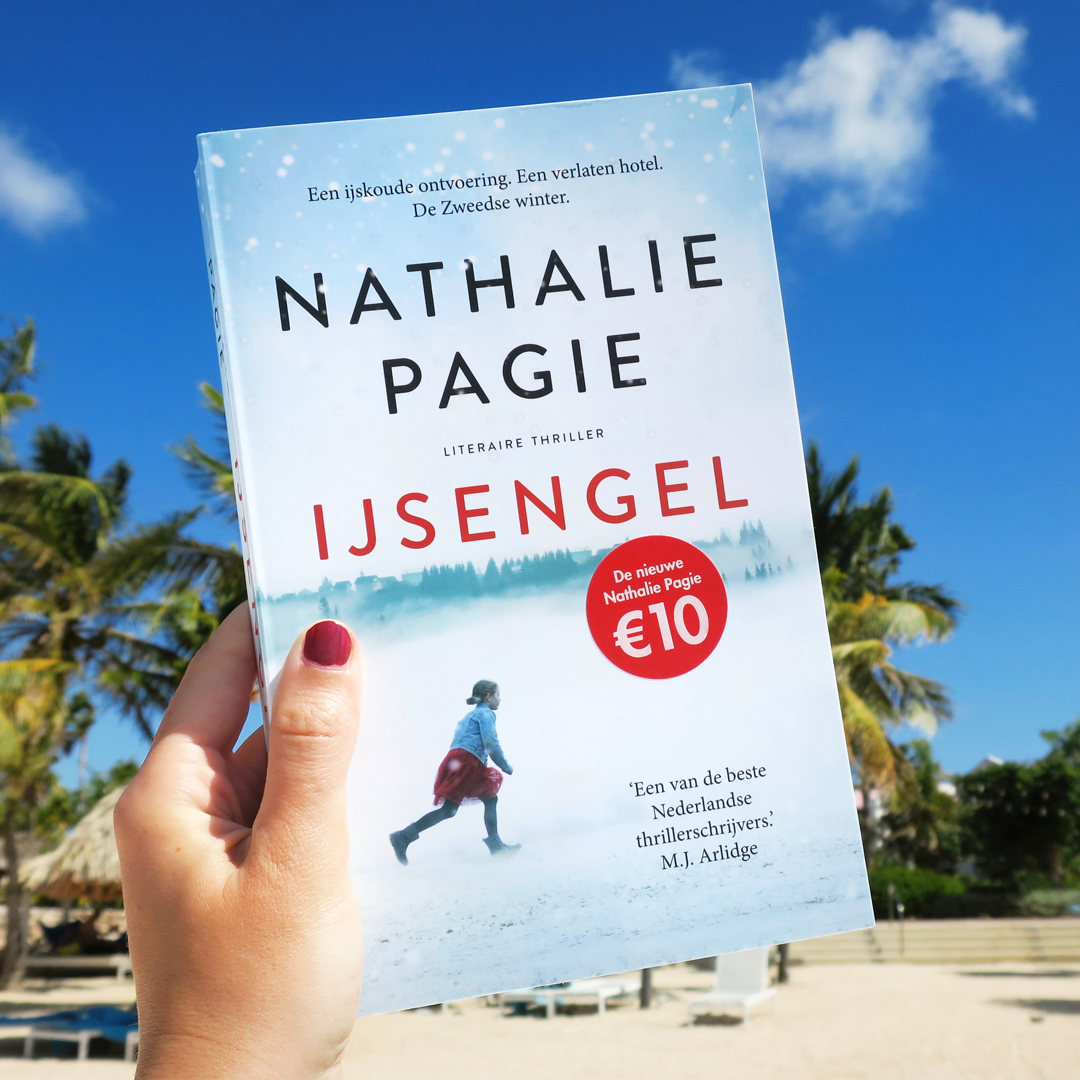 Boekrecensie: Nathalie Pagie - IJsengel