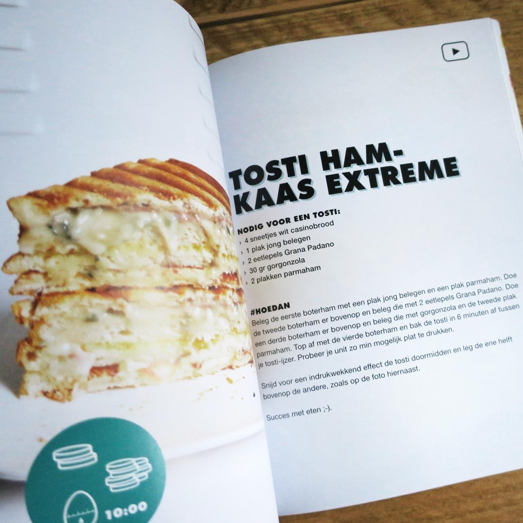 Boekrecensie: Leonie ter Veld - Toffe tosti's