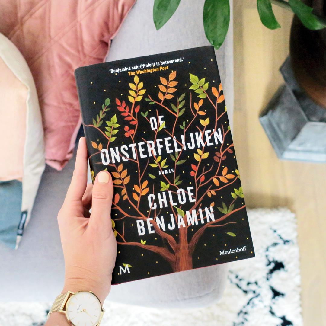 Boekrecensie: Chloe Benjamin - De onsterfelijken