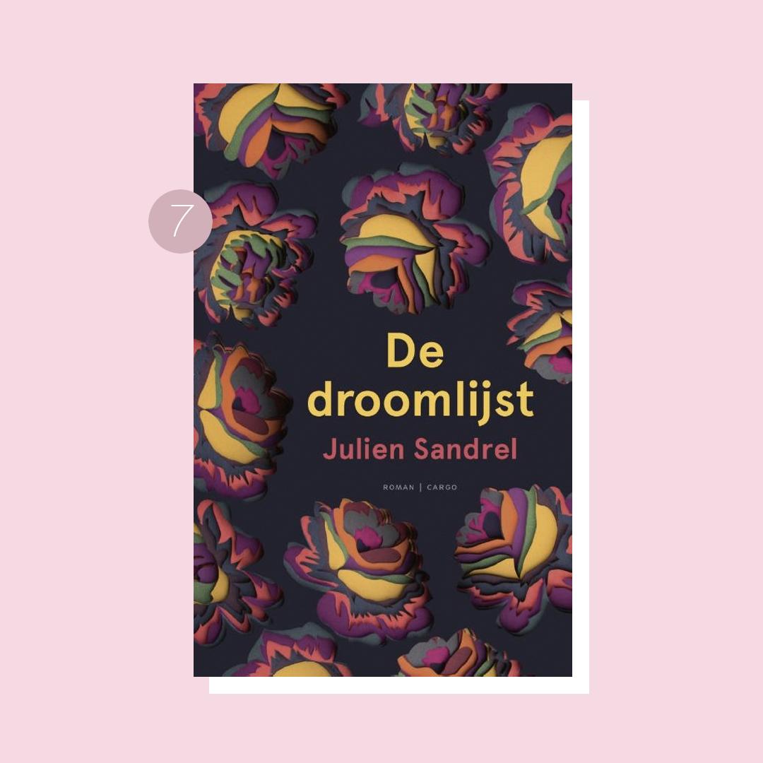 Boekenweek 2019: Julien Sandrel - De droomlijst