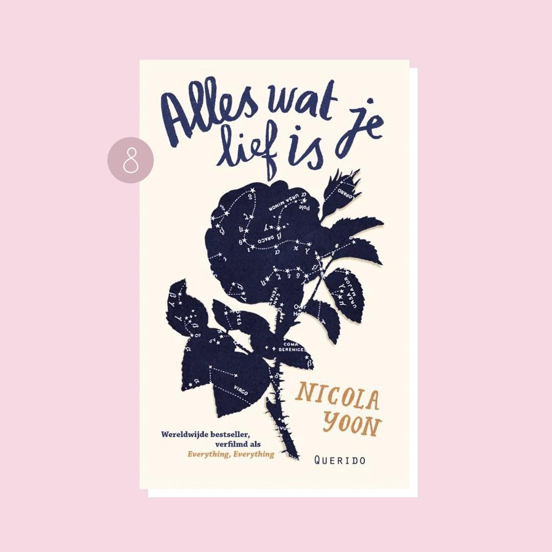 Boekenweek 2019: Nicola Yoon - Alles wat je lief is